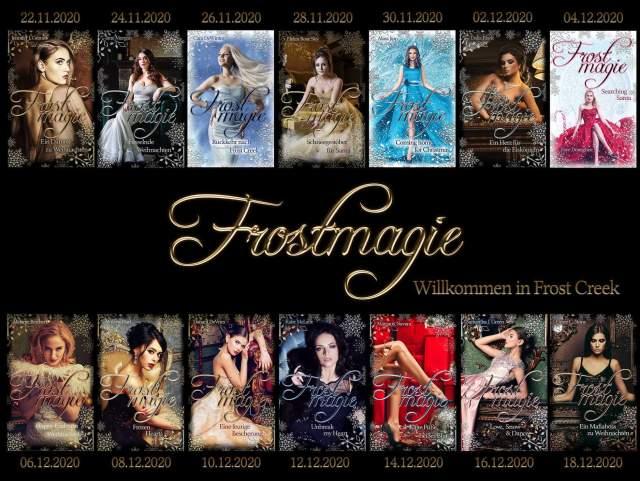Frostmagie – Lillis zauberhafte Bücherwelt